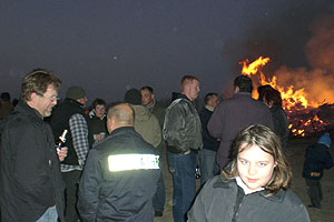 17. Traditions-/Osterfeuer - 2007